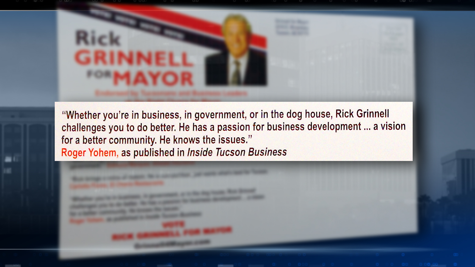 Grinnell ad quote spotlight