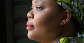 Leymah Gbowee, featured Liberian activist