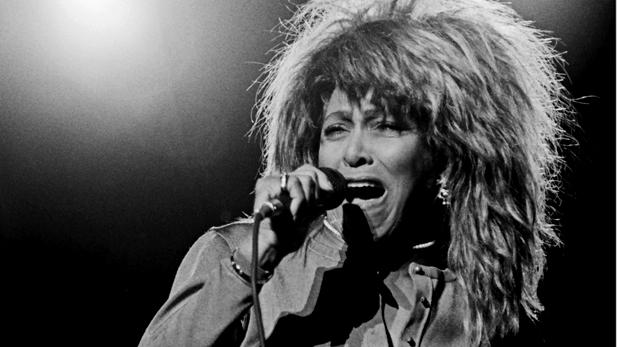 Tina Turner, 1987.