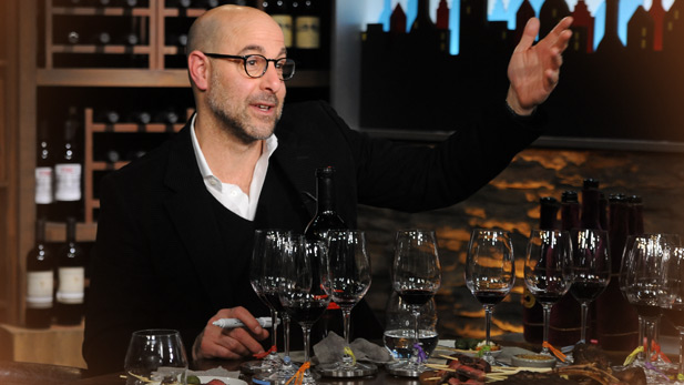 Vine Talk with Stanley Tucci