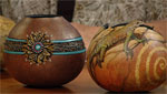 The Valley Gourd Patch is holding its third annual Gourd Art Festival in Green Valley on Friday and Saturday December 2nd and 3rd.