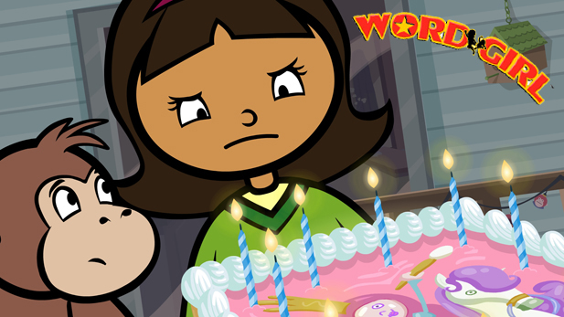 Becky wishes on her birthday candle for a WordGirl-free world. After they're blown out, she realizes her wish has come true. What has she done?!