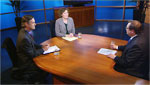 Political Roundtable with Jim Nintzel, Christopher Conover and Andrea Kelly review the year in headline news.