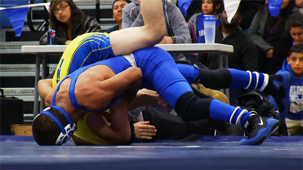 Name any sports team dynasty. Any sport. Any level. Anywhere. Whatever the team is, chances are pretty good it can't beat the record of success Sunnyside High School's wrestling program has established over the past 30-plus years.
