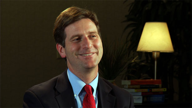 Phoenix Mayor Greg Stanton (D) following his election in 2011.