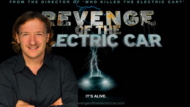 """Revenge of the Electric Car"" director Chris Paine"