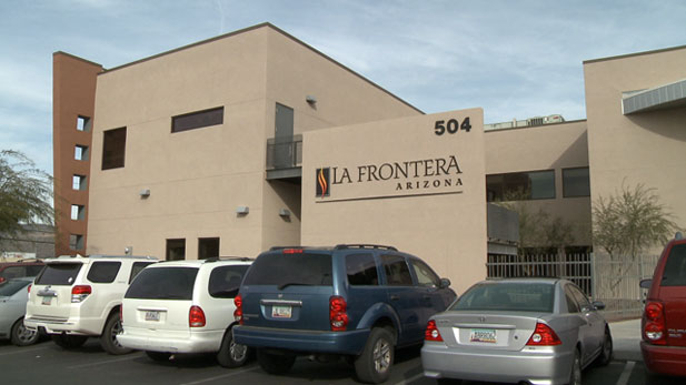 The La Frontera Center offers a 16-week intensive rehab program for meth users.