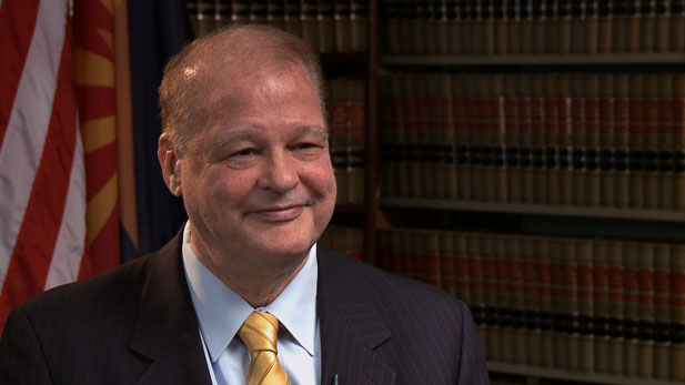 Arizona Attorney General Tom Horne.