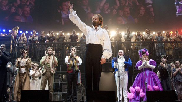 Alfie Boe as Jean Valjean