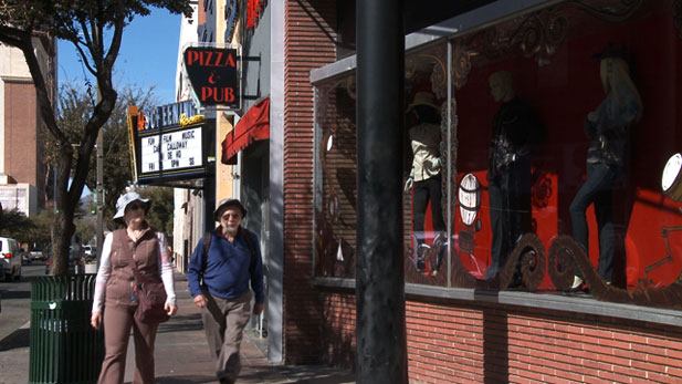 Merchants and tourists say they see more bustle and vibrancy in Tucson's urban chore.