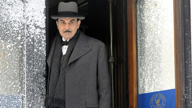 Poirot solves the greatest case of his career aboard the world's most glamorous train.