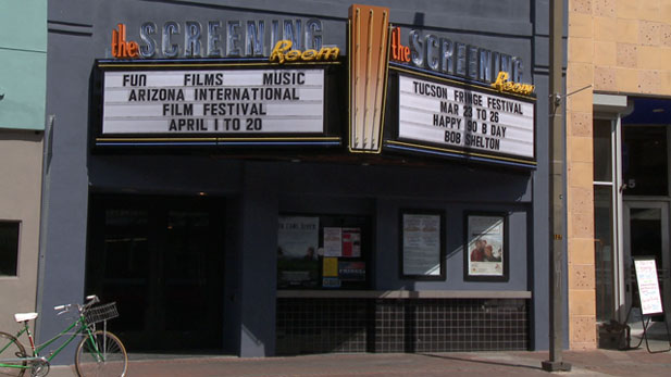 The 2011 Arizona International Film Festival is being held in Tucson at the Screening Room in April.