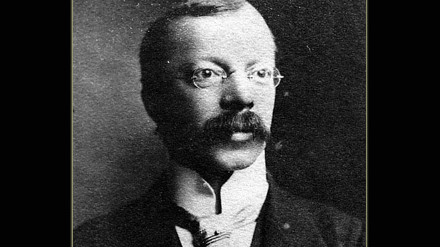 Dr. Hawley Harvey Crippen, whose trial for murder in 1910 was a landmark case: the first trial by media and the first to be dominated by forensic science.