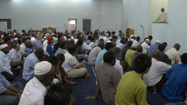 The Muslim community in Tucson is characterized by a broad diversity.