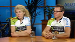 Kimberly Craft interviews Kurt Rosenquist, Owner of Fitworks Cycling Support, and Susan Frank, Owner/Instructor at O2 Modern Fitness, about the upcoming Old Pueblo Grand Prix.