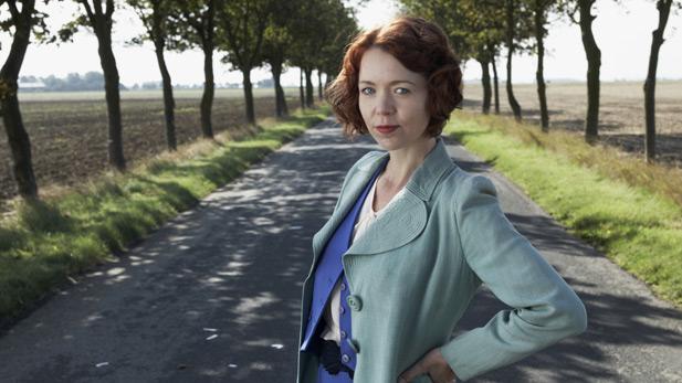 Anna Maxwell Martin as Sarah Burton