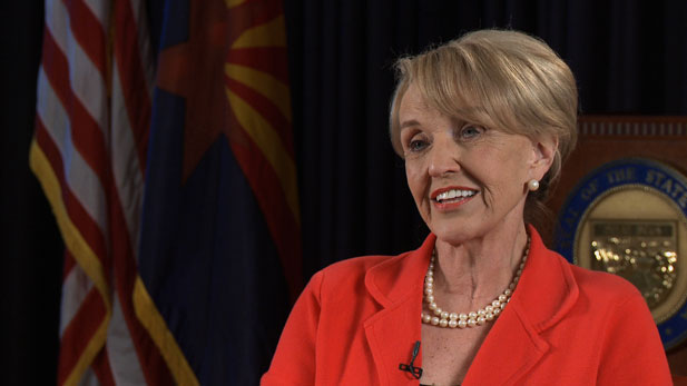 Gov. Jan Brewer will make a rare appearance in Tucson Thursday, Sept. 1, to address the state's municipal leaders.