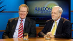 Bill Read, Senior Vice President of the Flinn Foundation, and Bruce Dusenberry, Chair of Arizona Town Hall, join Kimberly Craft to discuss capitalizing on our state's art and culture.