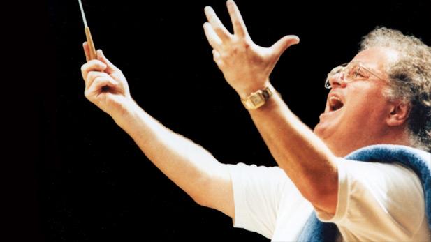 Metropolitan Opera Music Director James Levine.