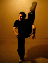 johnny clegg kick portrait