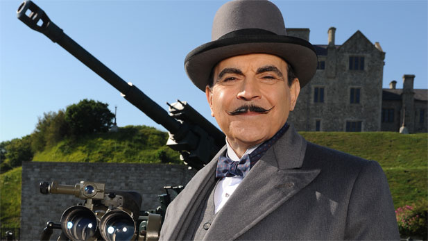 David Suchet returns as suave Belgian super sleuth Hercule Poirot in three brand-new mysteries based on the novels by Agatha Christie.