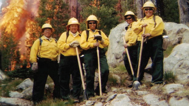 With their reputation for excellence, the Apache 8 crew was often chosen to lead firefighting efforts.
