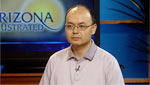 interview with Jianjun Yin a PhD. Professor for UA Dept. of Geosciences.