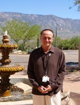 Dr Robert Johnson Sierra Tucson portrait