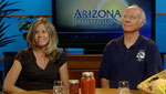 In a studio follow related to farming and food about the Sleeping Frog Farms in Cochise County, we talk a couple of Tucson residents who are members of Community Supported Agriculture in Tucson.