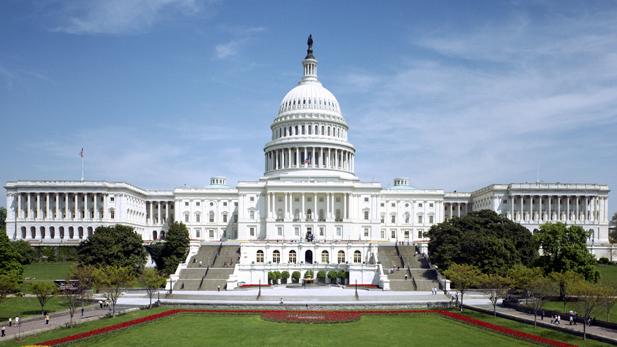 public domain U.S. Capitol image