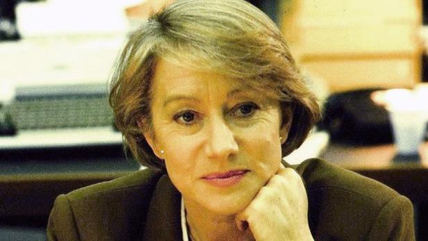 Helen Mirren as DCI Jane Tennison