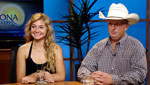 The Sonoita Labor Day Rodeo and the Santa Cruz County Fair are being held this weekend and thousands of people are expected to participate. Tony Paniagua interviews Brent Cole, the rodeo chairman, and Kayla Lewis, who is attending the University of Arizona on a rodeo Scholarship.