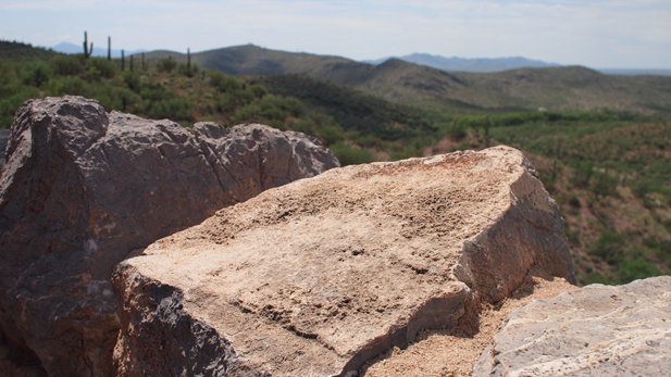 The Depression-era Civilian Conservation Corps left its mark across Southern Arizona.