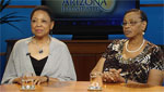 We Interview Donna Liggins - Board Member, CAAHW, and Linda Parker, RN - Project Assistant, Carondelet Health Network.