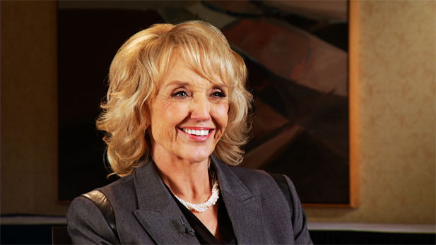 Gov. Jan Brewer Monday vetoed Rio Nuevo legislation that Tucson businesses wanted to help with downtown redevelopment.