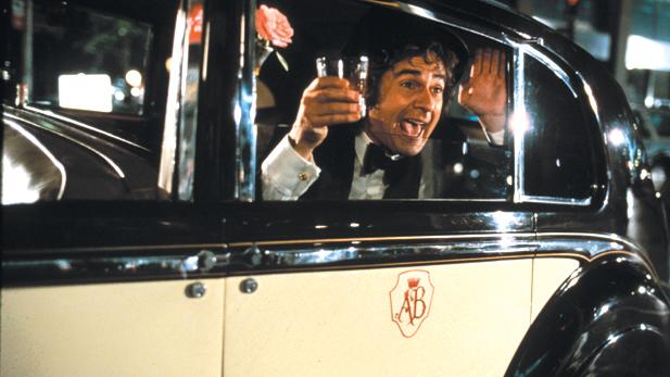 """Dudley Moore in """"Arthur."""""""