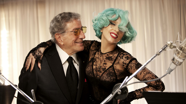 Lady Gaga joins Tony Bennett in a duet.