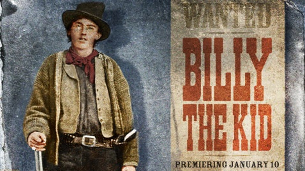 "John Maggio's documentary film ""Billy the Kid"" will debut on the PBS series American Experience on Tuesday, January 10th on PBS-HD Channel 6."