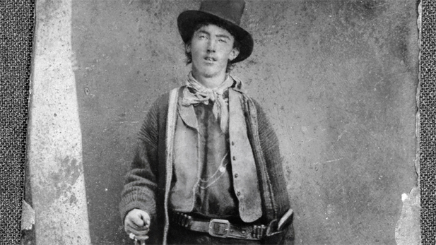 The only clear, confirmed photograph of the outlaw known as Billy the  Kid