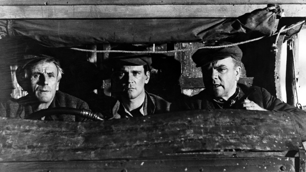 Don Murray; James Cagney
