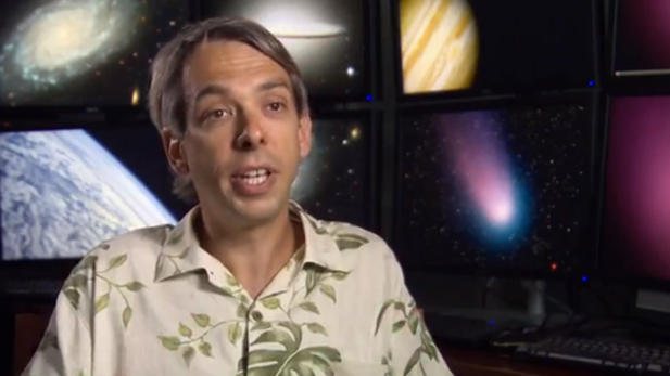 Olivier Guyon, University of Arizona physicist and astronomer, winner of a MacArthur 'genius grant.'