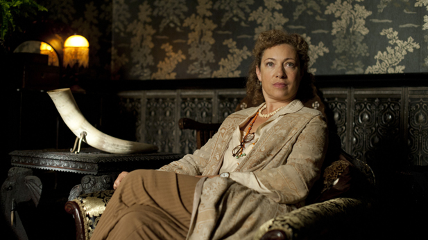 Alex Kingston as Blanche Mottershead