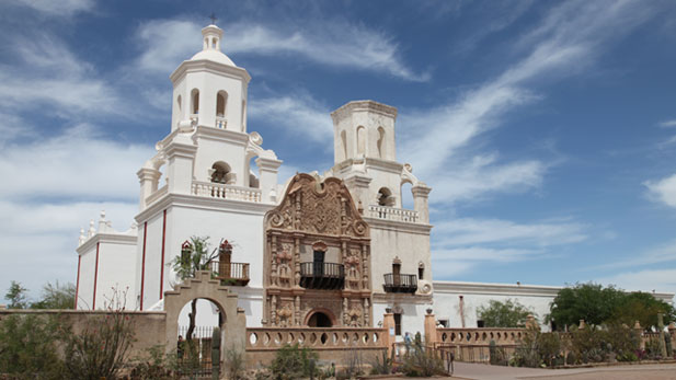 Patronato San Xavier provides tours and has been helping with the restoration of San Xavier Mission.