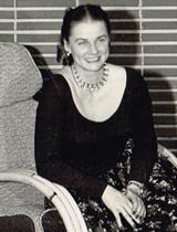 Anne Rysdale portrait