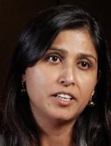 Sapna Gupta portrait