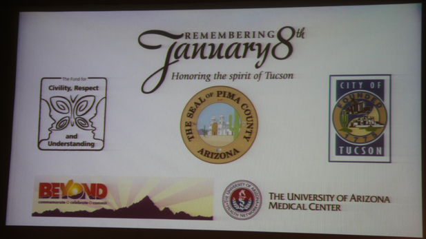 Tucson-based government and non-profit agencies are sponsoring events to mark the second anniversary of the Jan. 8, 2011 shooting in Tucson.