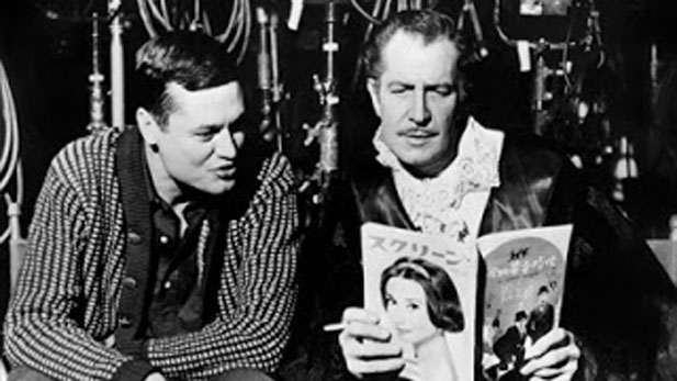 roger corman vincent price spotlight