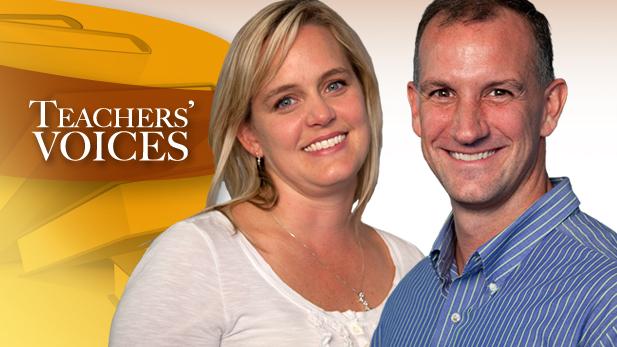 teachers voices gryzynger and stafford spotlight