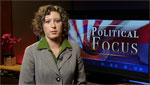 Andrea Kelly brings us this week Political Focus.