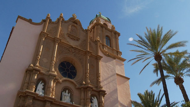 Since its completion in 1940, the Benedictine Monastery has served as a place to seek peace in the heart of Tucson.